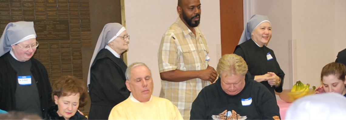 One Day Encounter with Little Sisters of the Poor 2015