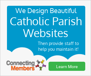 Catholic Parish Website Design